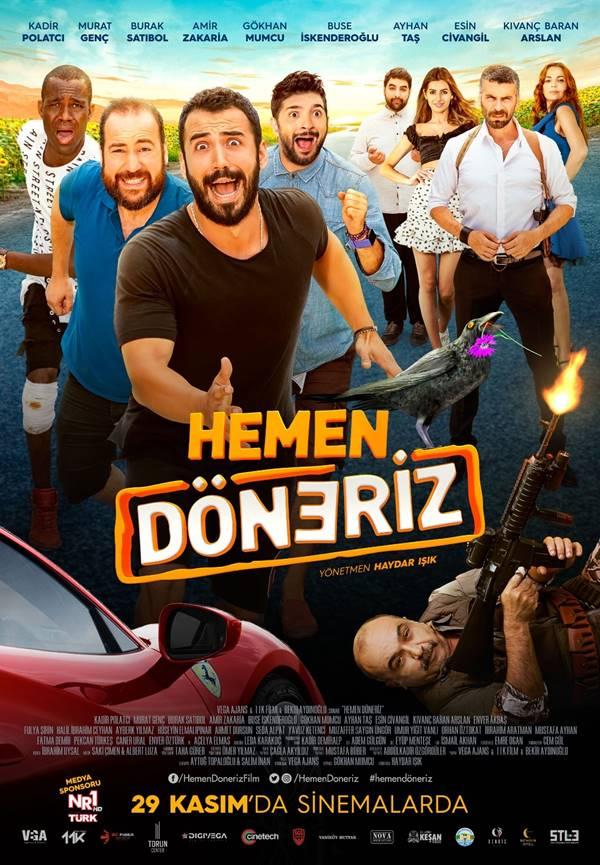 HEMEN DÖNERİZ