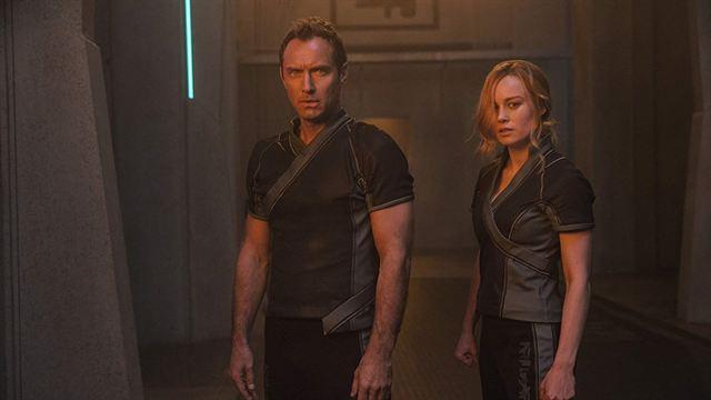 Captain Marveldan Brie Larsonlı Iki Yeni Poster Geldi Haberler