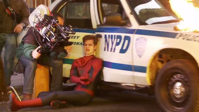 İnanılmaz Örümcek Adam 2 - Lights, Camera, Action