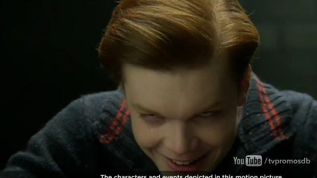 Gotham - Joker'e İlk Bakış