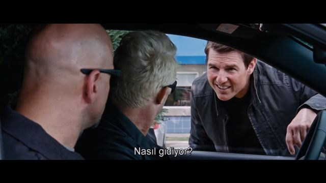 Jack Reacher: Asla Geri Dönme Altyazılı Fragman