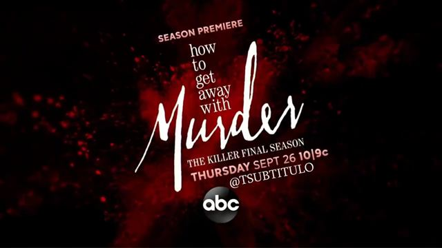 How to Get Away With Murder - 6. Sezon Orijinal Teaser