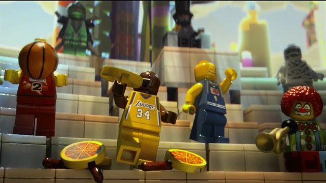 Lego Filmi Orijinal Teaser