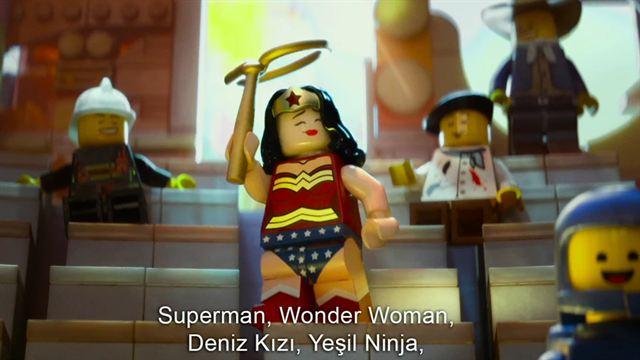 Lego Filmi Türkçe Altyazılı Fragman