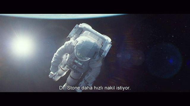 Yerçekimi Altyazılı Fragman