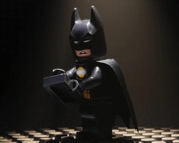 Lego Filmi Orijinal Fragman