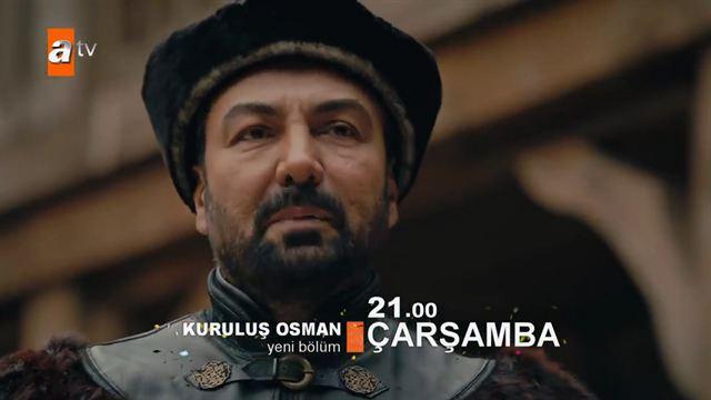 Kuruluş Osman 19.Bölüm Fragmanı