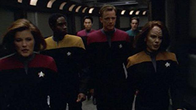 Star Trek: Voyager Fragman