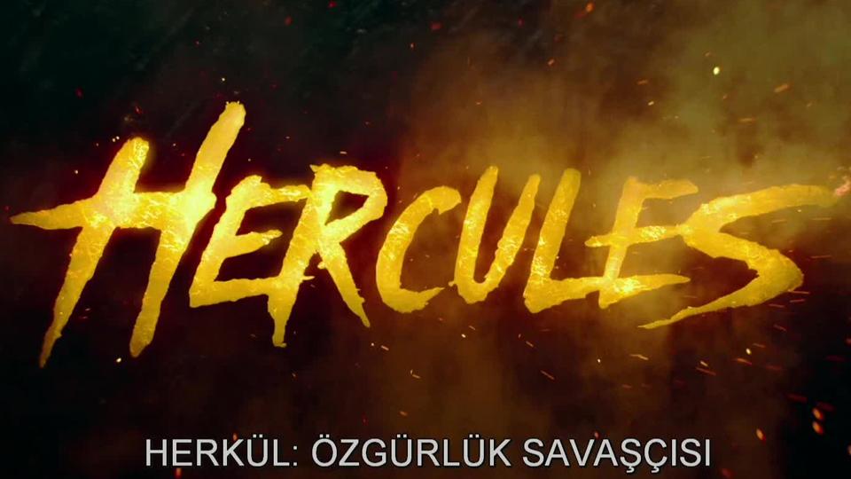 Herkül özgürlük Savaşçısı Hercules Beyazperdecom