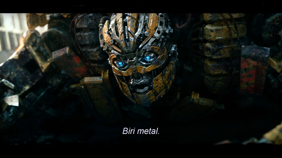 Transformers 5: Son Şövalye Altyazılı Fragman (2 ...
