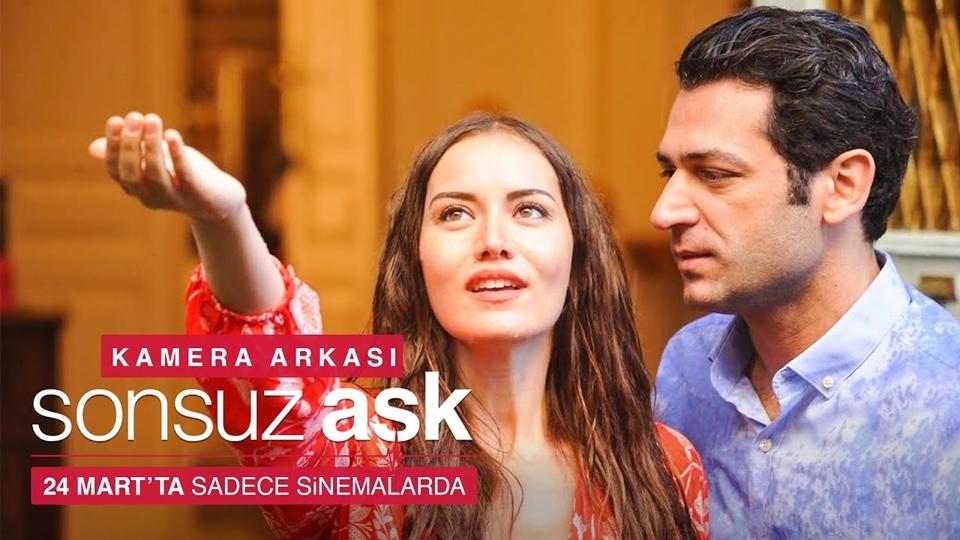 Sonsuz Ask Stream
