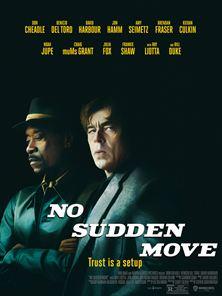No Sudden Move Fragman