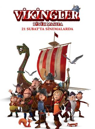 Vikingler Büyük Macera