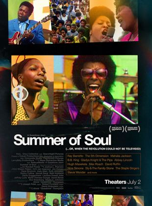 Summer of Soul (... Or, When the Revolution Could Not Be Televised)
