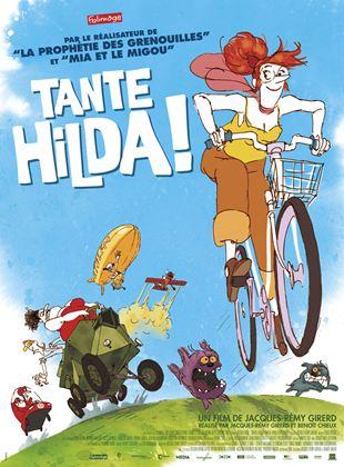 Hilda Teyze
