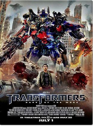 Transformers 3: Ay'ın Karanlık Yüzü