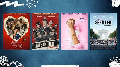 """Vizyondaki Filmler: """"Aşk Tesadüfleri Sever 2"""", """"Tavşan Jojo""""..."""