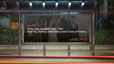 Netflix, İnsanları Eve Sokmak İçin Sokak Panolarına Spoiler Yazıyor!