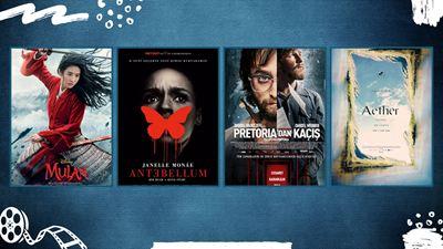 "Vizyondaki Filmler: ""Mulan"", ""Antebellum"", ""Aether"""