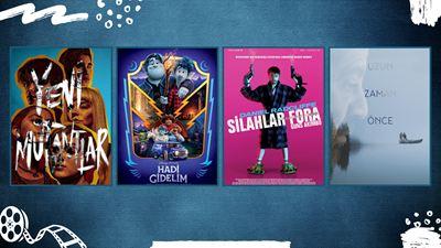 """Vizyondaki Filmler: """"Yeni Mutantlar"""", """"Hadi Gidelim"""", """"Guns Akimbo"""""""