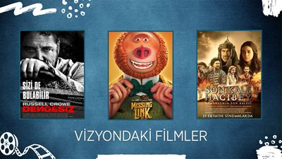 """Vizyondaki Filmler: """"Dengesiz"""", """"Bay Link: Kayıp Efsane"""", """"Son Kale: Hacıbey"""""""