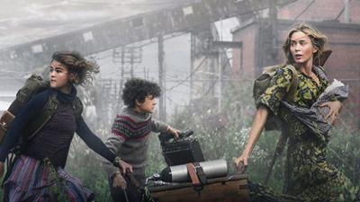 """Emily Blunt Başrollü """"Sessiz Bir Yer 2""""nin Son Fragman Teaser'ı Yayında!"""