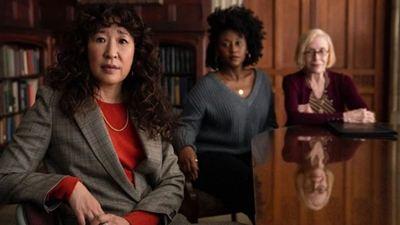 "Sandra Oh'lu Netflix Dizisi ""The Chair""den Yeni Görseller!"