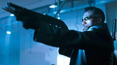 Bassam Tariq, 'Blade' Filmini Yönetmek İçin Görüşmelerde