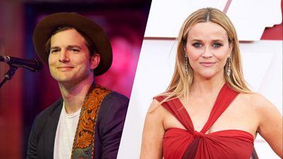 Ashton Kutcher ve Reese Witherspoon, Romantik Komedi Filminde Bir Arada!