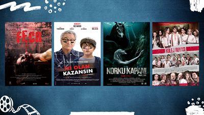 """Vizyondaki Filmler; """"Fecr"""", """"İyi Olan Kazansın"""", """"Korku Kapanı: Başlangıç"""""""