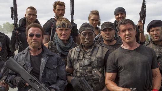 """""""The Expendables 4""""un Çekimleri Ne Zaman Başlıyor?"""