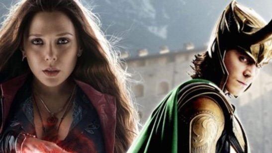 """""""Loki"""" ve """"Scarlet Witch"""" Dizileri Marvel Tarafından Ekrana Taşınacak"""