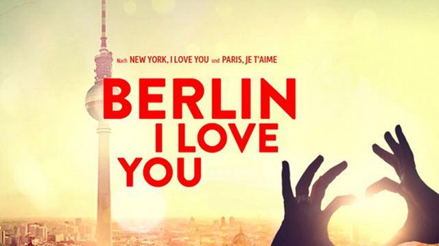 "Keira Knightley'li ""Berlin, I Love You""dan Poster!"