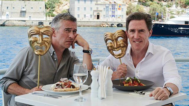 Steve Coogan ve Rob Brydon'lı Komedi 'The Trip to Greece'in Fragmanı Yayında