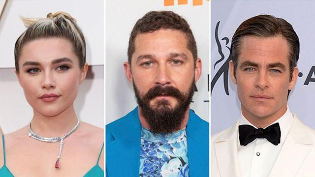 Florence Pugh, Shia LaBeouf ve Chris Pine, Olivia Wilde'ın Filminde Yer Alacak