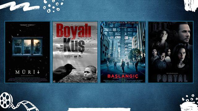 """Vizyondaki Filmler: """"Mürit"""", """"Boyalı Kuş"""", """"Başlangıç"""""""