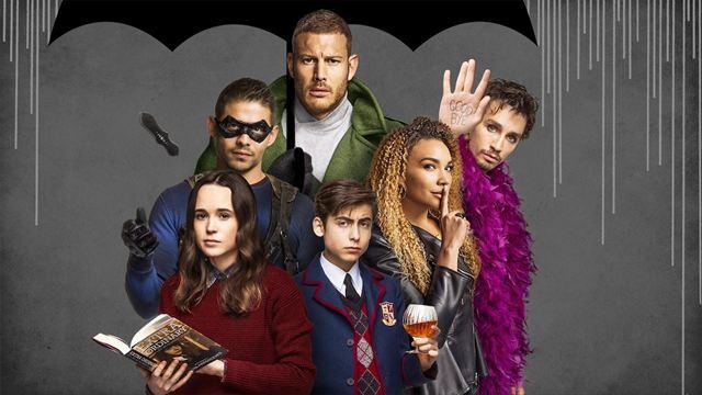 'The Umbrella Academy', Netflix'ten Üçüncü Sezon Onayı Aldı