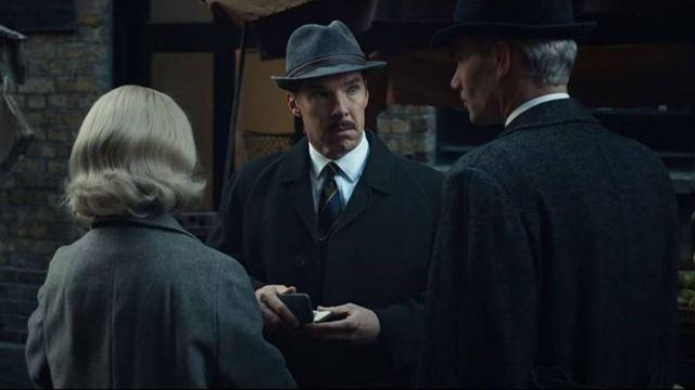 "Benedict Cumberbatch ve Rachel Brosnahan'lı ""The Courier""dan Fragman!"