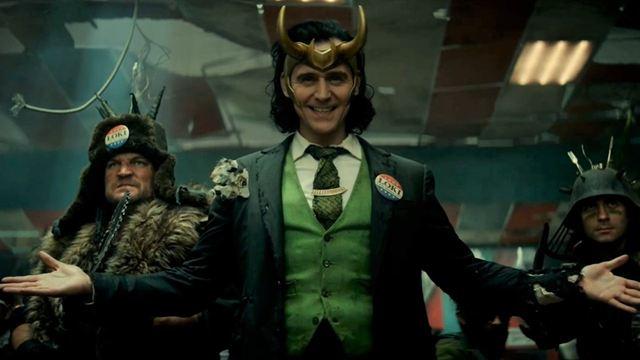 """Marvel Dizisi """"Loki""""den Yeni Klip Yayınlandı!"""