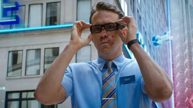Ryan Reynolds'lı Free Guy'dan Yeni Fragman!