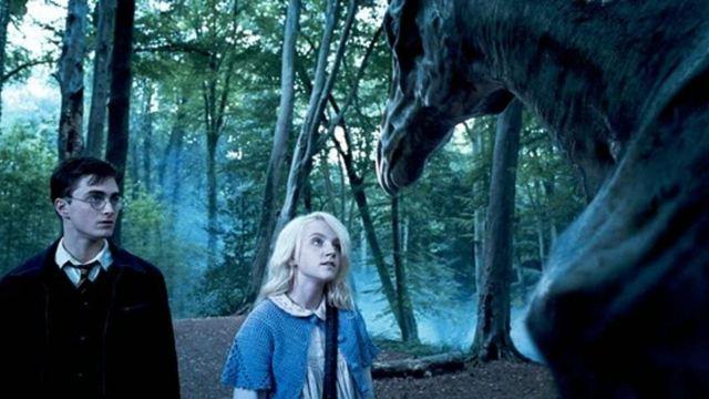 Harry Potter Serisinin Luna'sı, Dumbledore'un Cenazesi Hakkında Konuştu