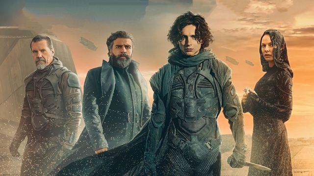 """""""Dune"""" Filminden Heyecanlandıran Karakter Posterleri"""