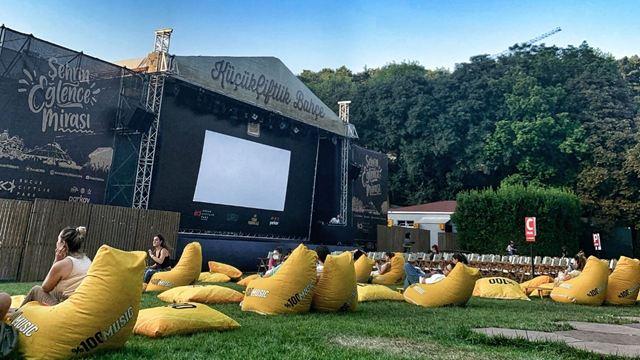 KüçükÇiftlik Film Kulübü Sunar: Bahçe Sineması