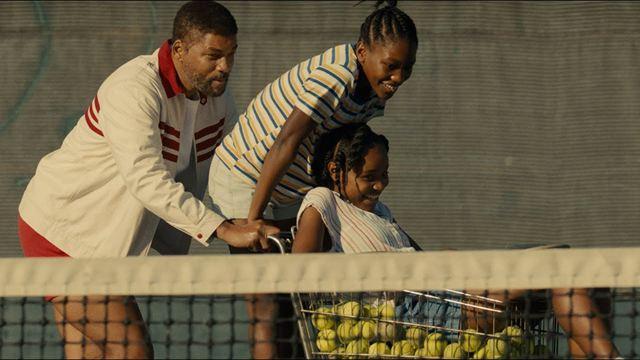 Will Smith'li Biyografi Filmi 'King Richard'dan Yeni Fragman