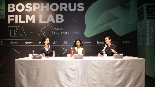 """""""İlk Uzun Metrajımı Nasıl Yaptım?"""" Söyleşisi Bosphorus Film Lab Kapsamında Gerçekleştirildi"""