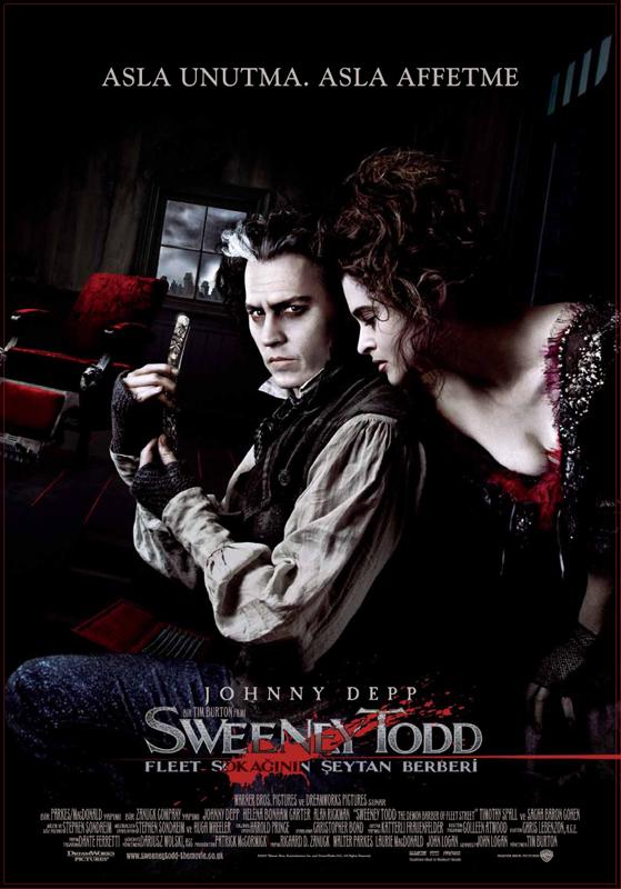 Sweeney Todd: Fleet Sokağının Şeytan Berberi - Sweeney Todd - The ...