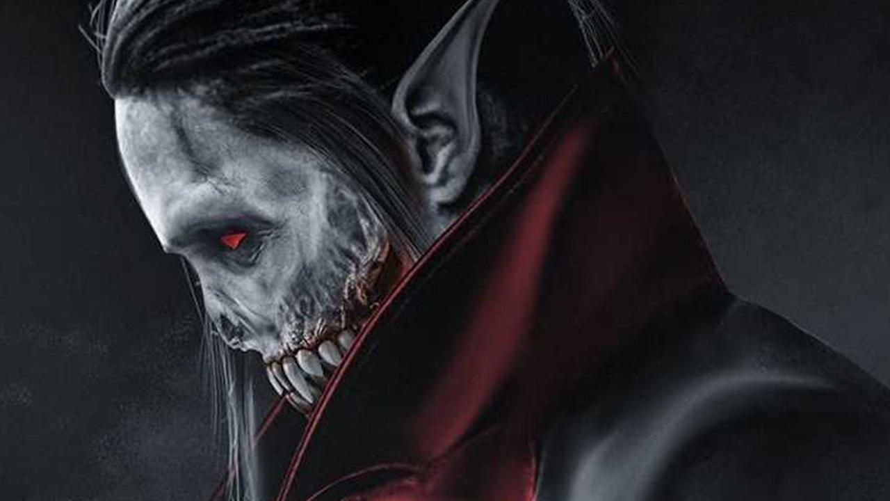 """Jared Leto'lu """"Morbius"""" Setinden Yeni Kareler! - Haberler ..."""