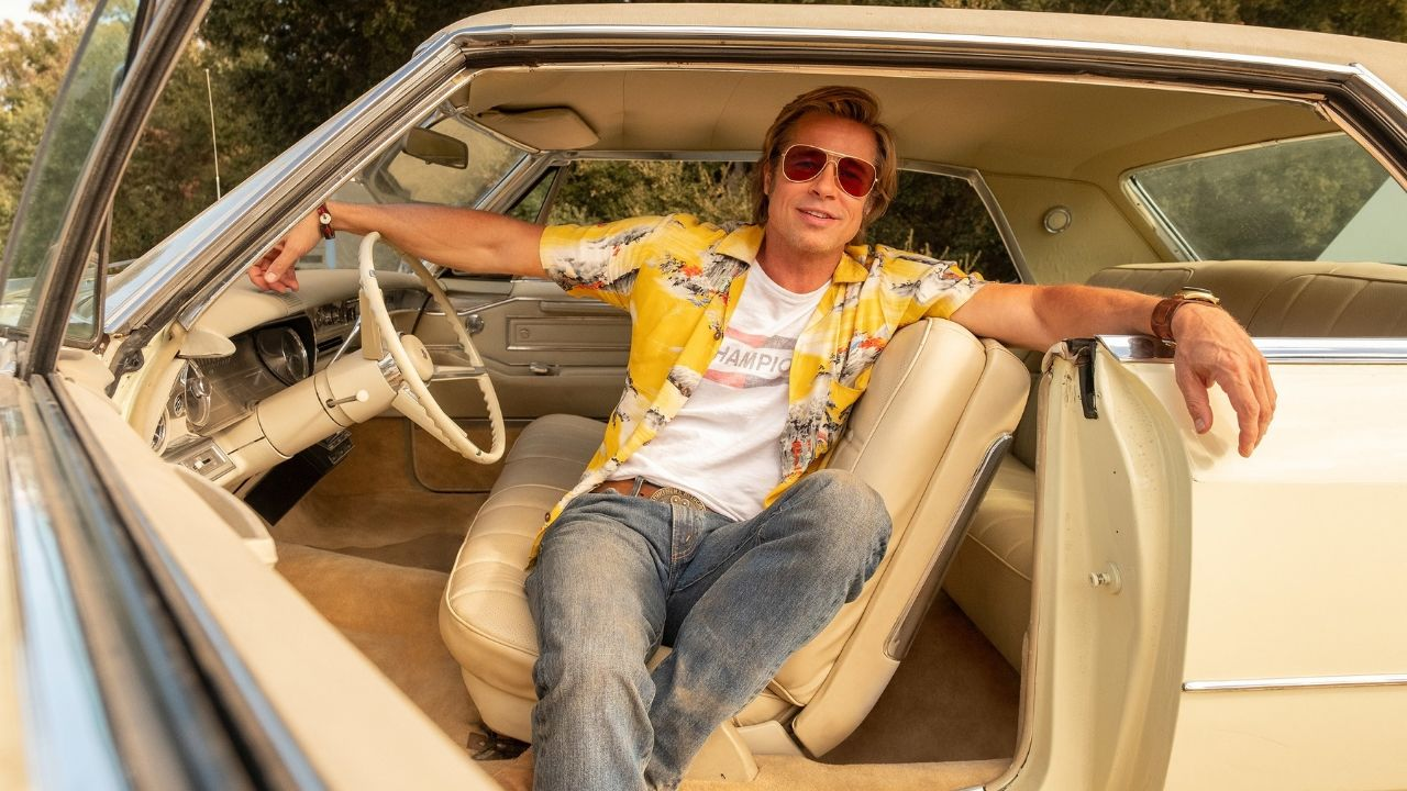 """Brad Pitt, """"Once Upon A Time In Hollywood""""un Diziye ..."""