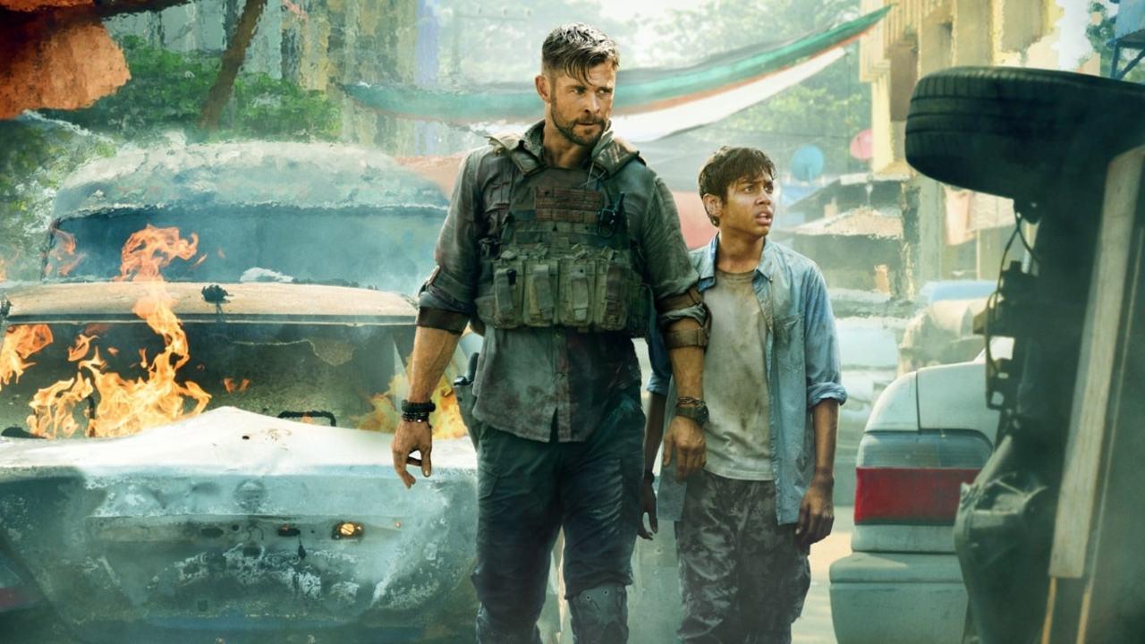 Chris Hemsworth, 'Extraction' İzleyicilerine Teşekkür Etti - Haberler - Beyazperde.com