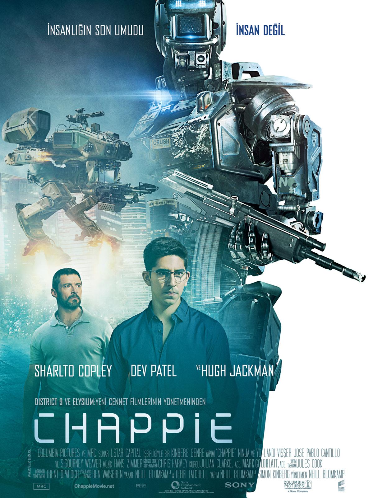 Chappie - film 2015 - Beyazperde.com